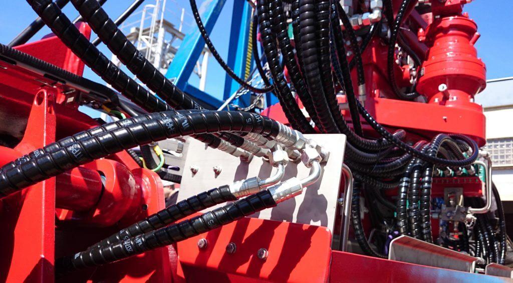 Węże hydrauliczne DraCon