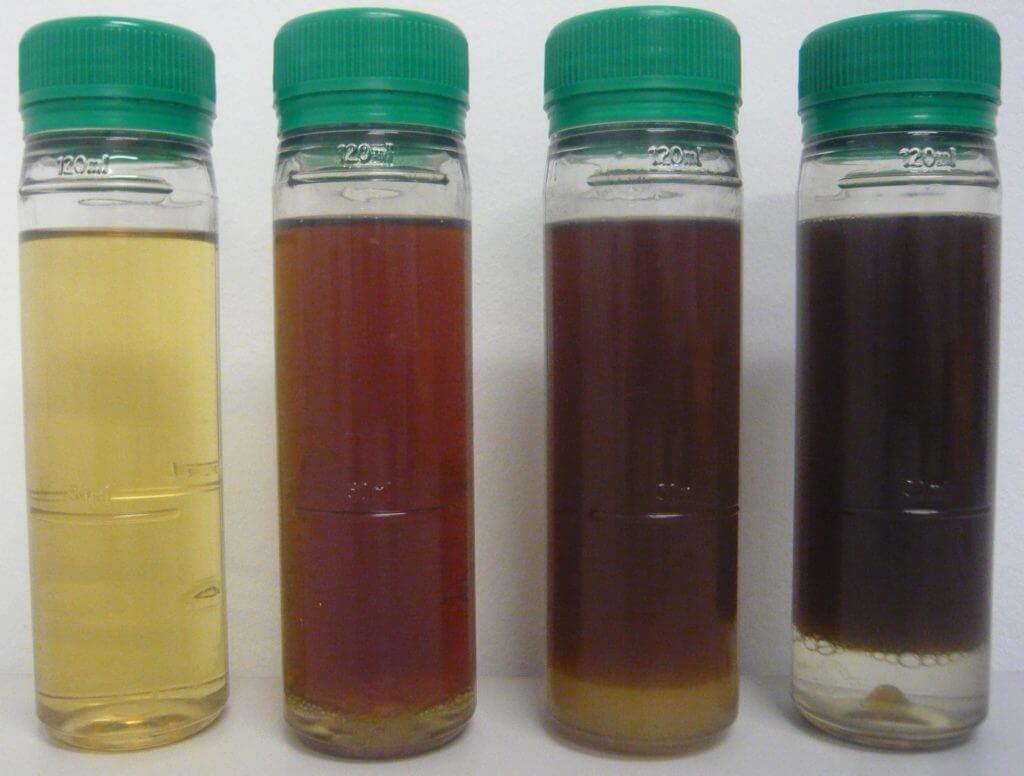analizy oleju DraCon