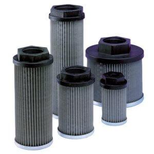 filtry hydrauliczne ssawne