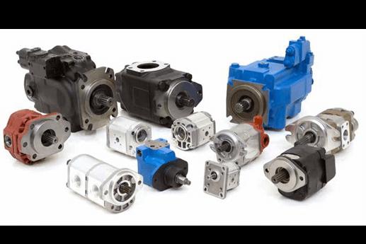 PRODUKTY - pompy hydrauliczne